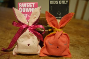 Bunny Bags from Mermag Template